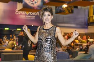 Barei tratará de vivir su gran noche en el «Festival de Eurovisión» y mejorar la 21 posición de Edurne