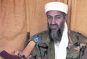 Bin Laden, en una entrevista con Al Jazira en Doha en 1999.