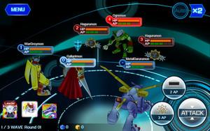 Captura de Digimonlinks.