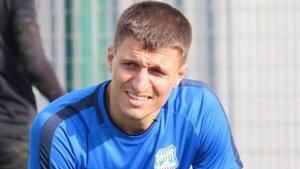 Cevher Toktas, el futbolista turco que ha matado a su hijo de 5 años que estaba ingresado por coronavirus.