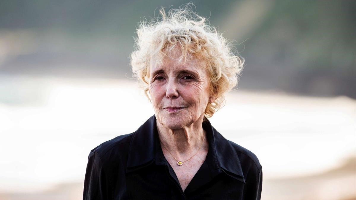 Claire Dennis, en el 2018.