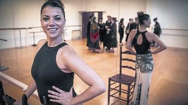 """Carolina Morgado: """"La clase alta barcelonesa baila sevillanas de maravilla"""""""