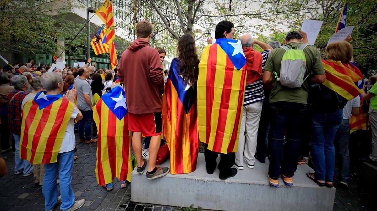 Independencia en Catalunya: noticias de los preparativos del referéndum