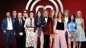 Los concursantes de 'Masterchef celebrity 3' (TVE).
