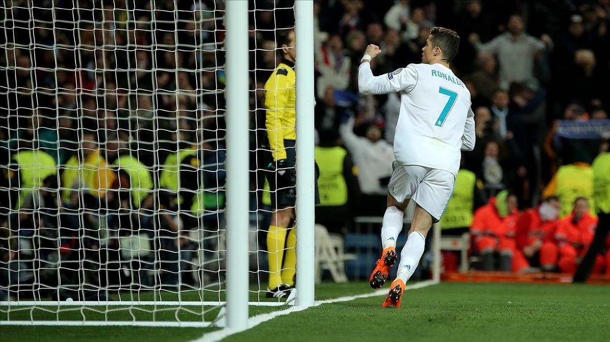 El campeón Real Madrid tumba al aspirante PSG (3-1)