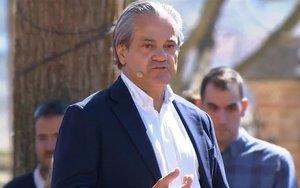 El exvicepresidente de Coca-Cola y 'número dos' en las listas de Ciudadanos al Congreso por Madrid,Marcos de Quinto.