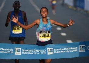 L'etíop Roza Dereje Bekele vol el rècord del món de mitja marató a Barcelona