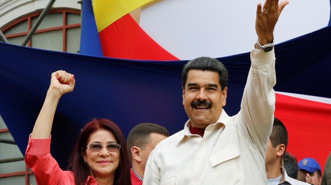 """Maduro vuelve a atizar a Rajoy a quien califica de """"cobarde"""" y """"ridículo"""""""