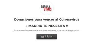 Madrid recorre a la beneficència sanitària després d'anys de retallades