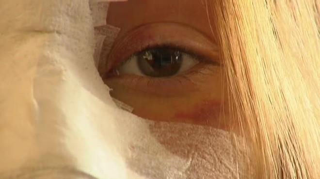 El padre de la víctima logró grabar en vídeo a los menores que fueron detenidos por la policía.