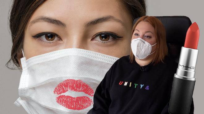 El efecto lipstick dispara las ventas de cosméticos durante la cuarentena.