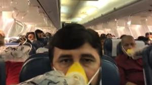 Esto es lo que pasa durante una pérdida de presión en el avión