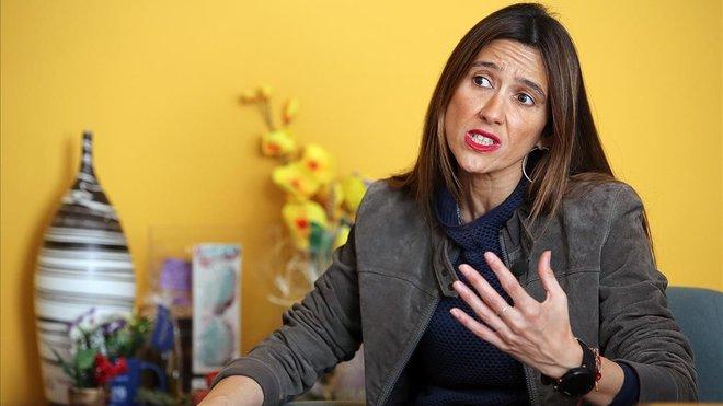 Entrevista a Núria Parlon, alcaldesa de Santa Coloma de Gramenet.