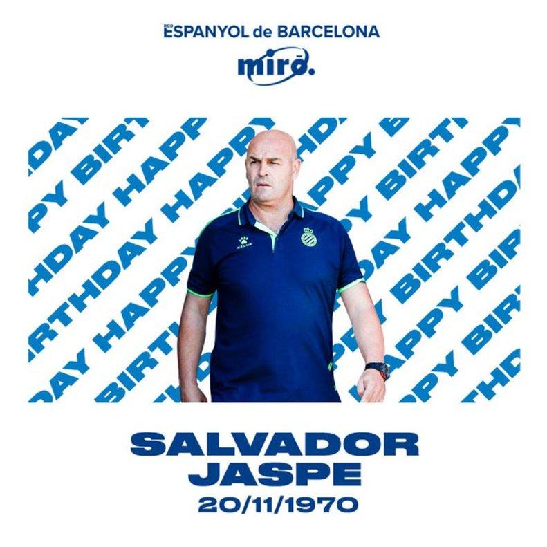 Salvador Jaspe.