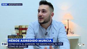 Pluja de crítiques a 'Espejo público' per entrevistar l'autor d'una brutal pallissa