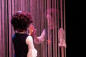 La galardonada obra de teatro 'Estrella' se representa en el SAT.