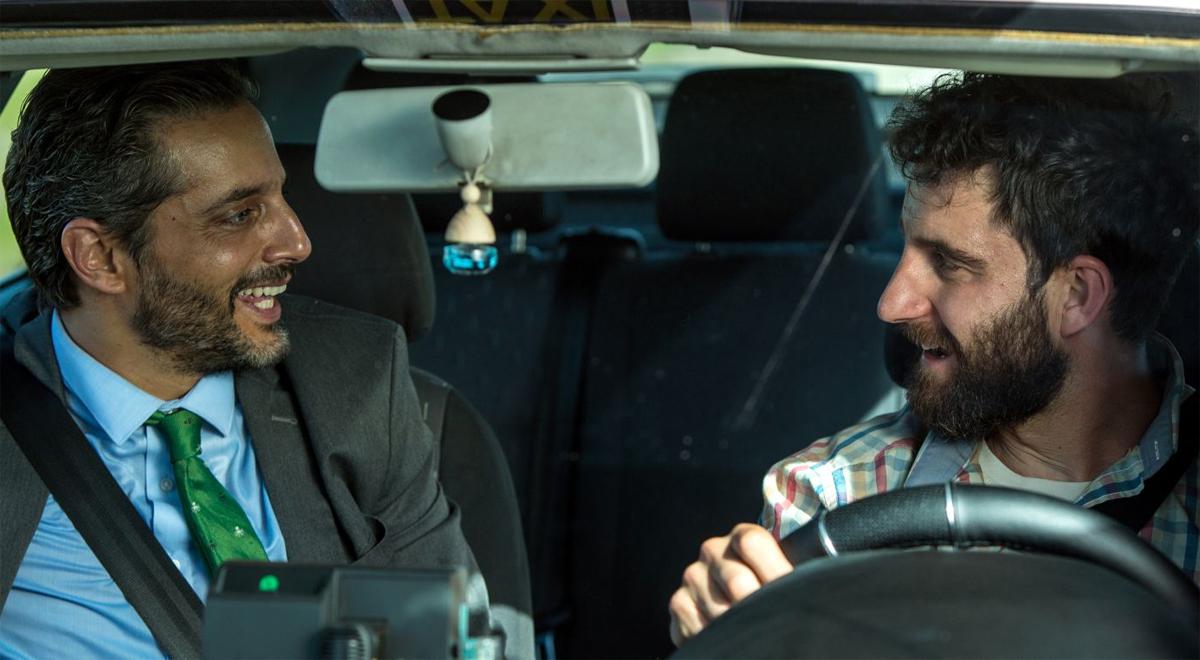 'Taxi a Gibraltar'.