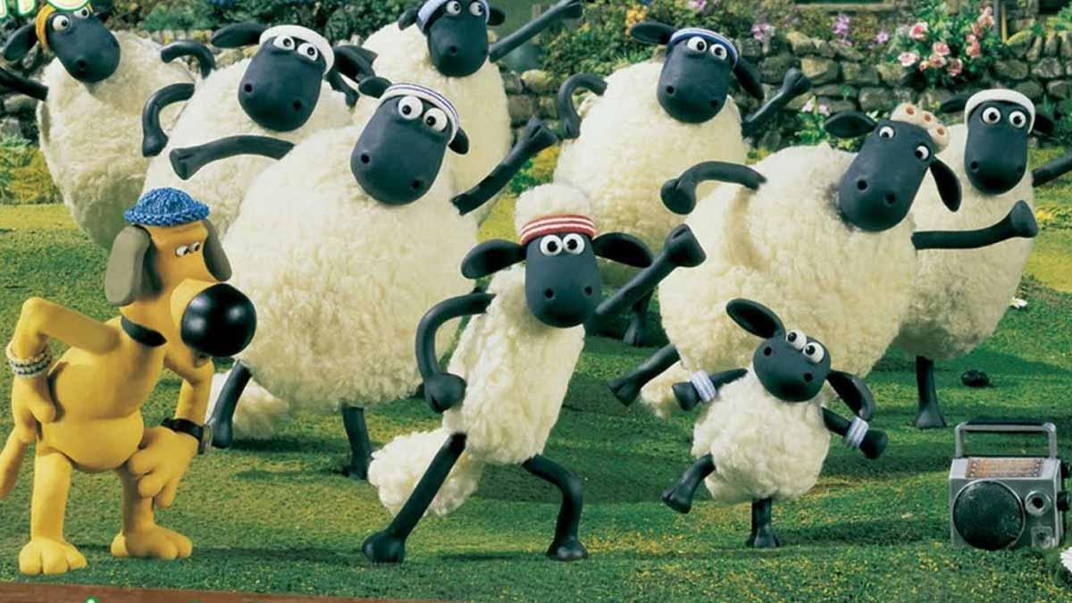 "Estrenos de la semana trailer de ""la oveja shaun: granjaguedón"" (2019)"