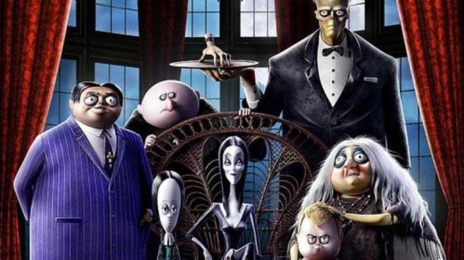 Crítica de 'La familia Addams': humor negro y mórbido