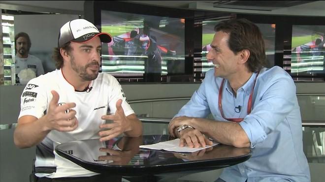 Alonso y De la Rosa repasan su dilatada trayectoria en la F-1
