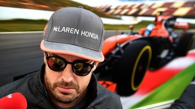 Alonso regresa a la F-1 más feliz y motivado