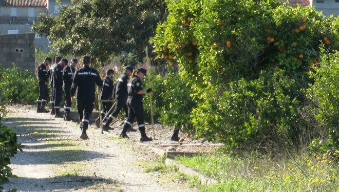 La Guardia Civil reanuda las tareas de búsqueda del cuerpo de Marta Calvo