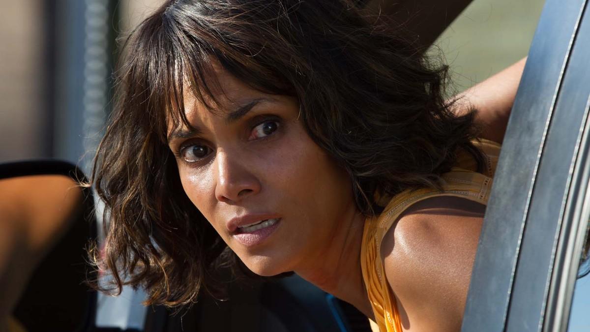Halle Berry protagoniza 'Secuestrado' en Telecinco.