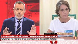 Jordi González y Pilar Gutiérrez.