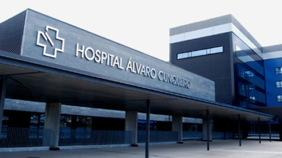 El Hospital Álvaro de Cunqueiro.