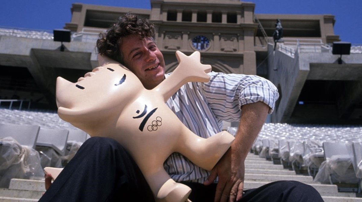 Barcelona s'omplirà a l'estiu de Cobis i Petras per celebrar els 25 anys dels Jocs