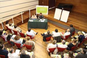 Imagen de los miembros de Kaleidos.red en un encuentro organizado en Sant Boi