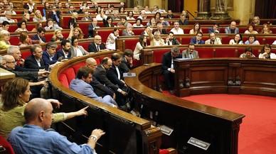 JxSí y la CUP aprueban la reforma del reglamento del Parlament para allanar la ruptura exprés