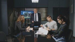 Imagen de la serie 'Desaparecidos'.