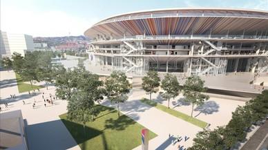 Camp Nou y Santiago Bernabeu: dos remodelaciones distintas