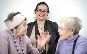 Gretel Rafuls: «Dir-li avi i àvia a nou persones... Això és fort, ¿eh?»