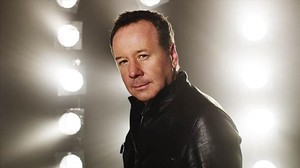 Jim Kerr, líder de Simple Minds.