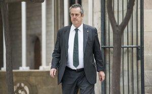 Joaquim Forn, durante su etapa como 'conseller' de Interior, en el 2017.