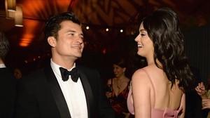 Orlando Bloom y Katy Perry, en una imagen de archivo.