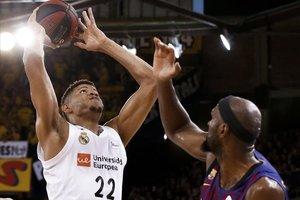 El Madrid sentencia la Lliga al Palau