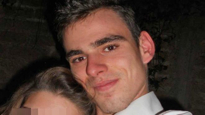 Luca Varani, el joven asesinado en Roma.
