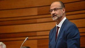 Crítiques al president de les Corts de Castella i Lleó per utilitzar la vivenda oficial