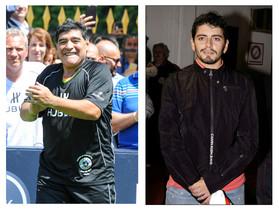 Maradona reconeix el seu fill 30 anys després