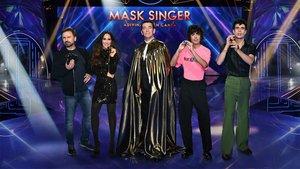 Antena 3 estrena 'Mask Singer' el miércoles: todos los datos del talent show más esperado
