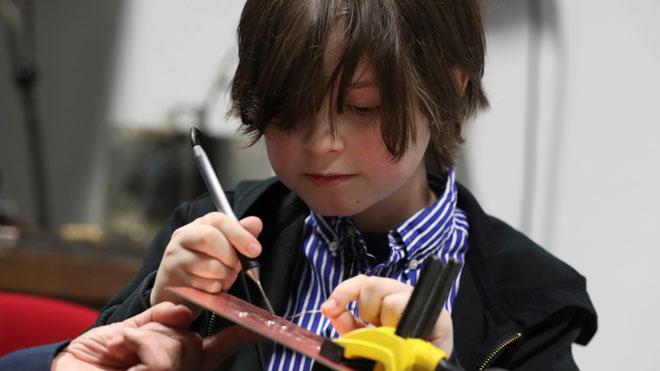 Laurent Simons, el nen de 9 anys que acabarà la universitat al desembre