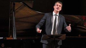 Philippe Jaroussky, en el Palau de la Música