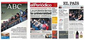 Prensa de hoy: Las portadas de los periódicos del miércoles 30 de octubre del 2019