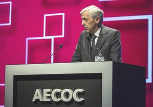 El presidente de Aecoc, Javier Campo.