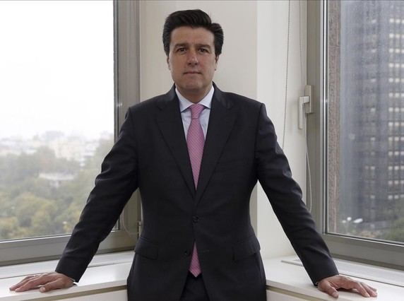 Ismael Clemente, presidente de Merlin Properties, la empresa del Ibex 35 con mayor salario medio.