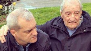 Muere el padre de Ramón García a los 89 años de edad