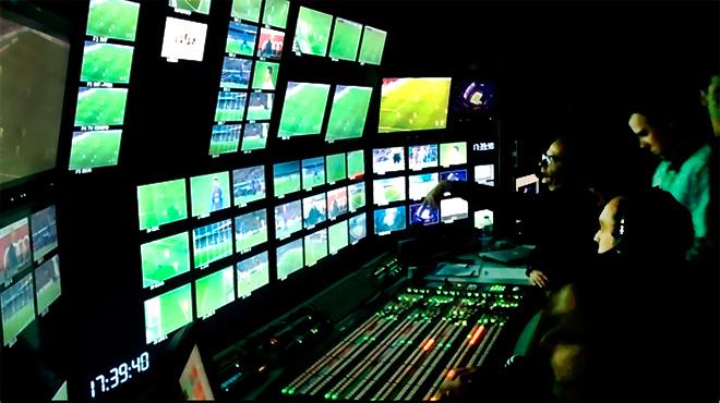 Así esla realización televisiva por dentro del Clásico para todas las cadenas del mundo